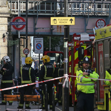 Image: Parsons Green Incident