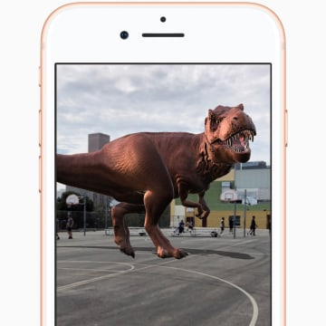 Image: iOS 11 Immersive Augmented Reality