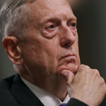 Image: Defense Secretary James Mattis