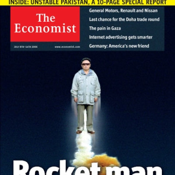 Image: Rocket man