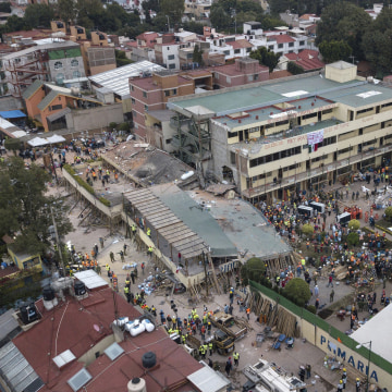 Image: Mexico Earthquake