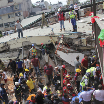 Image: Mexico Earthquake