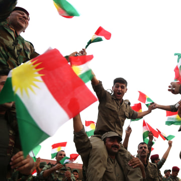 Image: Referendum for Independence for Kurdistan