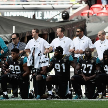 Image result for nfl locked arms