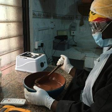 Image: Chocolate Making Process
