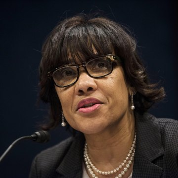 Image: Flint, Michigan Mayor Karen Weaver testifies before the House Democratic Steering & Policy Committee