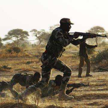 Image: US Africa Command in Niger