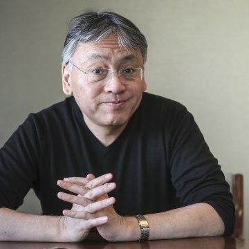 Image: Kazuo Ishiguro