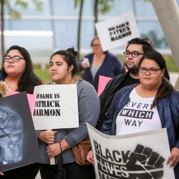 Image: Patrick Harmon Protest