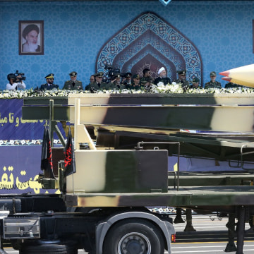 Image: Armed Forces Parade in Tehran