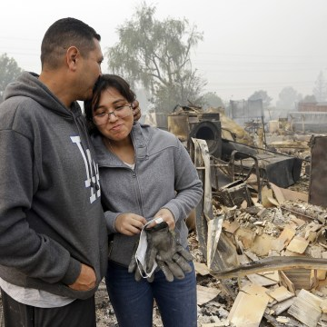 Image: Jose and Leslie Garnica