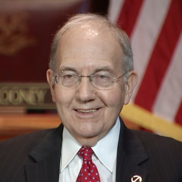 Image: Connecticut state senator Martin Looney