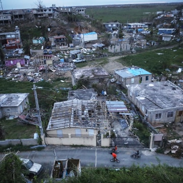 Image: Puerto Rico Faces Extensive Damage After Hurricane Maria