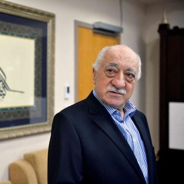 Image: U.S. based cleric Fethullah Gulen at his home in Saylorsburg, Pennsylvania