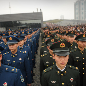 Image: Chinese Military