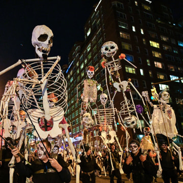 Image: 44th Annual Village Halloween Parade