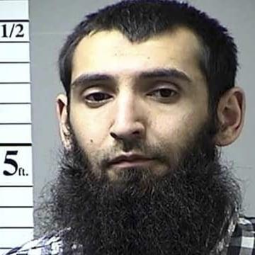Image: Sayfullo Saipov, the suspect in the New York truck attack