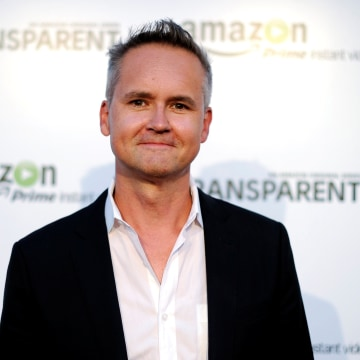 "Image: Roy Price during Amazon's premiere screening of ""Transparent"" in downtown Los Angeles"