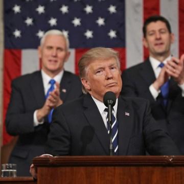 Image: US-POLITICS-TRUMP-CONGRESS