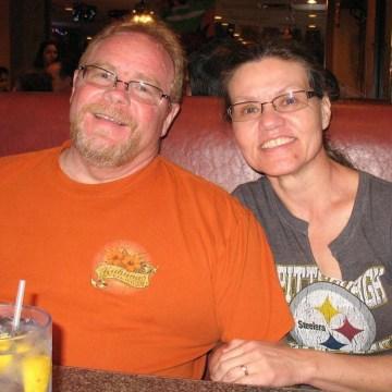 Image: Scott and Karen Marshall