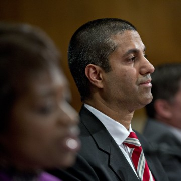 Image: FCC Commissioner Ajit Pai