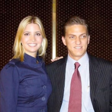 Image: Ivanka Trump and Alexandre Ventura