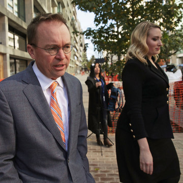 Image: Confusion Over CFPB Leadership Succession After Mick Mulvaney Takes Over