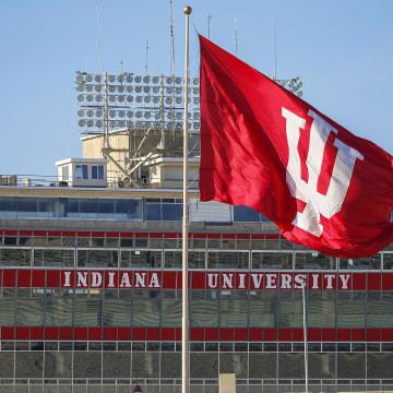 Image: Memorial Stadium at Indiana University