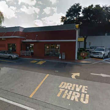 Image: McDonald's Seminole Heights, Tampa