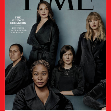 Time Person Of The Year >> Time S Person Of The Year Is The Silence Breakers Of Metoo