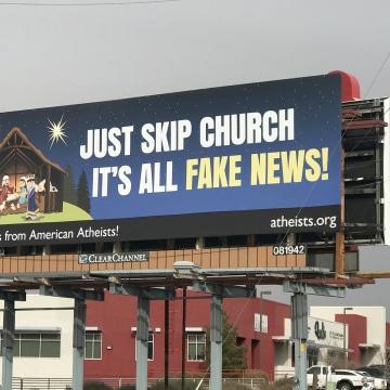 Image: Atheist Billboard