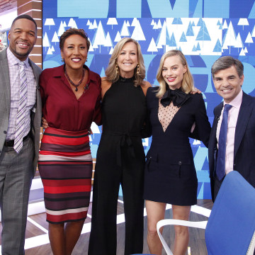 "Image: ABC's ""Good Morning America"" - 2017"