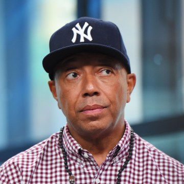 "Image: Russell Simmons visits the Build Series to discuss the movie ""Romeo Is Bleeding"""