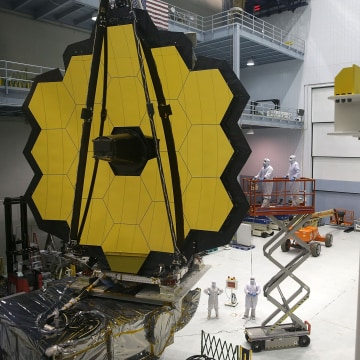 NASA Administrator Charles Bolden Discusses New James Webb Space Telescope