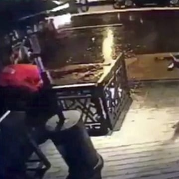 Image: Gun attack at a night club in Istanbul