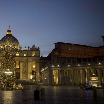 IMAGE: Christmas at the Vatican