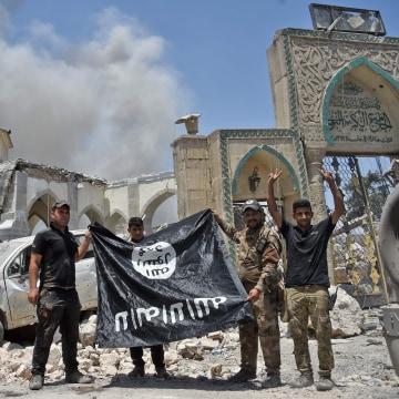 Image: Mosul Liberated