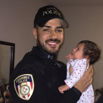 Image: Officer Matthew Baxter