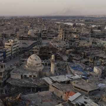 Image: Old City of Mosul