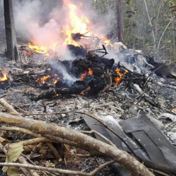 Image: Costa Rica Plane Crash