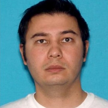 Image: Douglas County Sheriff's Office photo of shooting suspect Matthew Riehl