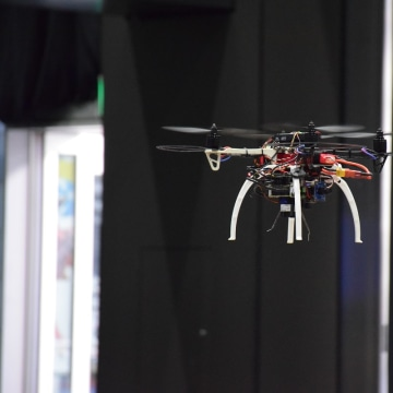 Image: 'T-FREND' drone