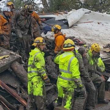 Image: Montecito rescue