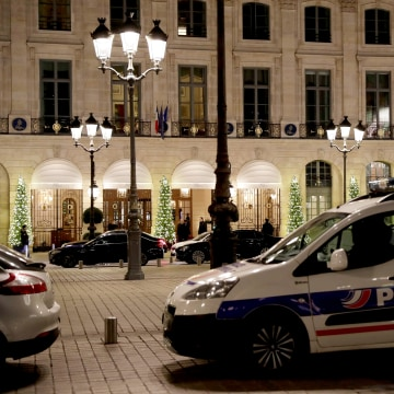 Image: FRANCE-CRIME-ROBBERY-HOTEL-RITZ
