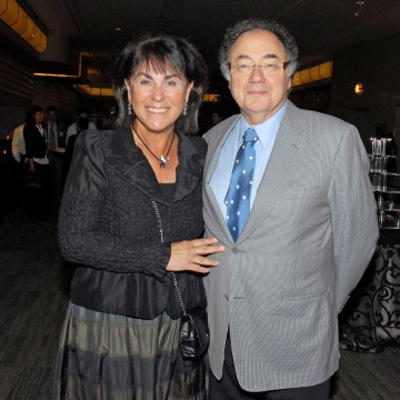 Image: Honey and Barry Sherman