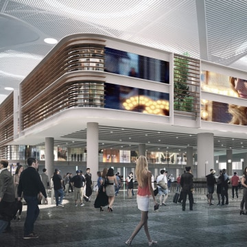 Image: Istanbul's new airport