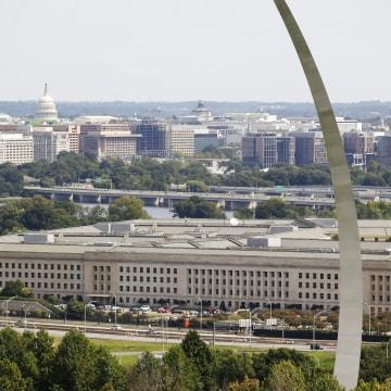 Image: The Pentagon in Arlington, Virginia