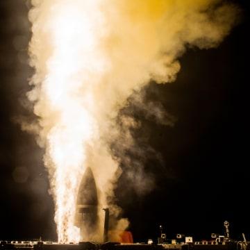 Image: SM-3 Block IIA flight test