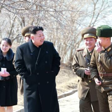 Image: Kim Yo-jong, younger sister of North Korean leader Kim Jong-un, promoted to alternate member of Politburo