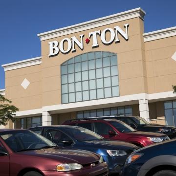 Image: A Bon-Ton retail store